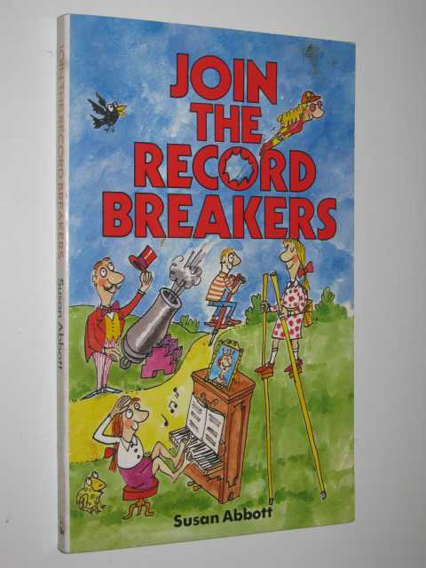 Join the Record Breakers, Abbott, Susan