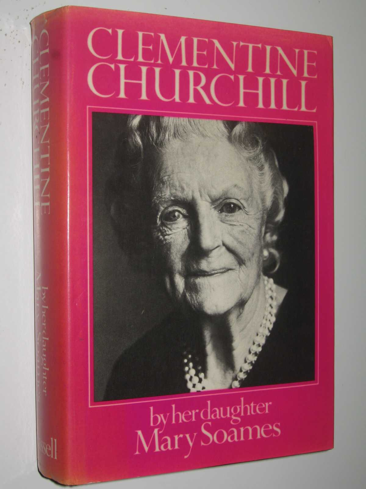 Clementine Churchill, Soames,Mary