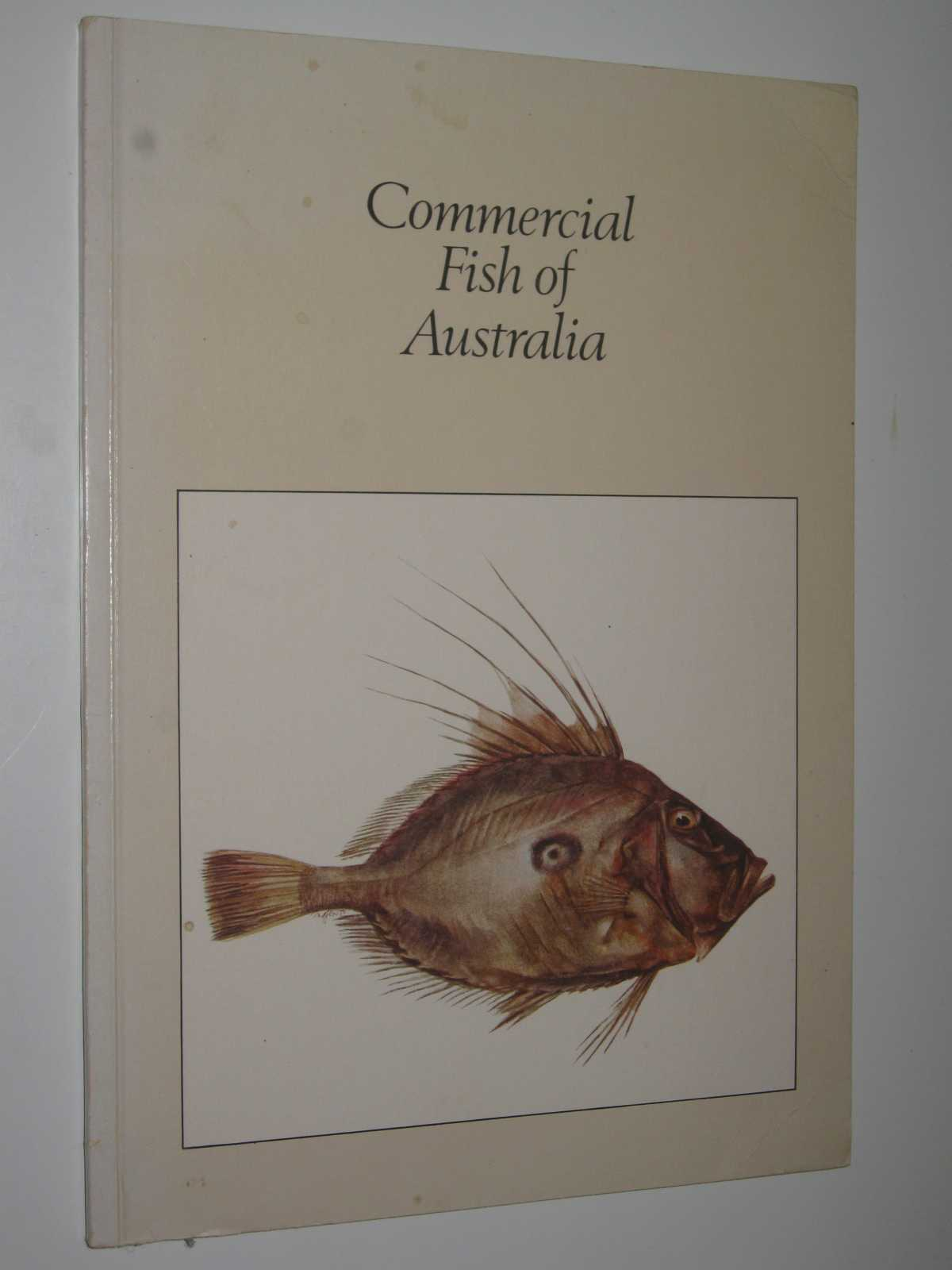 Commercial Fish of Australia, Author Not Stated
