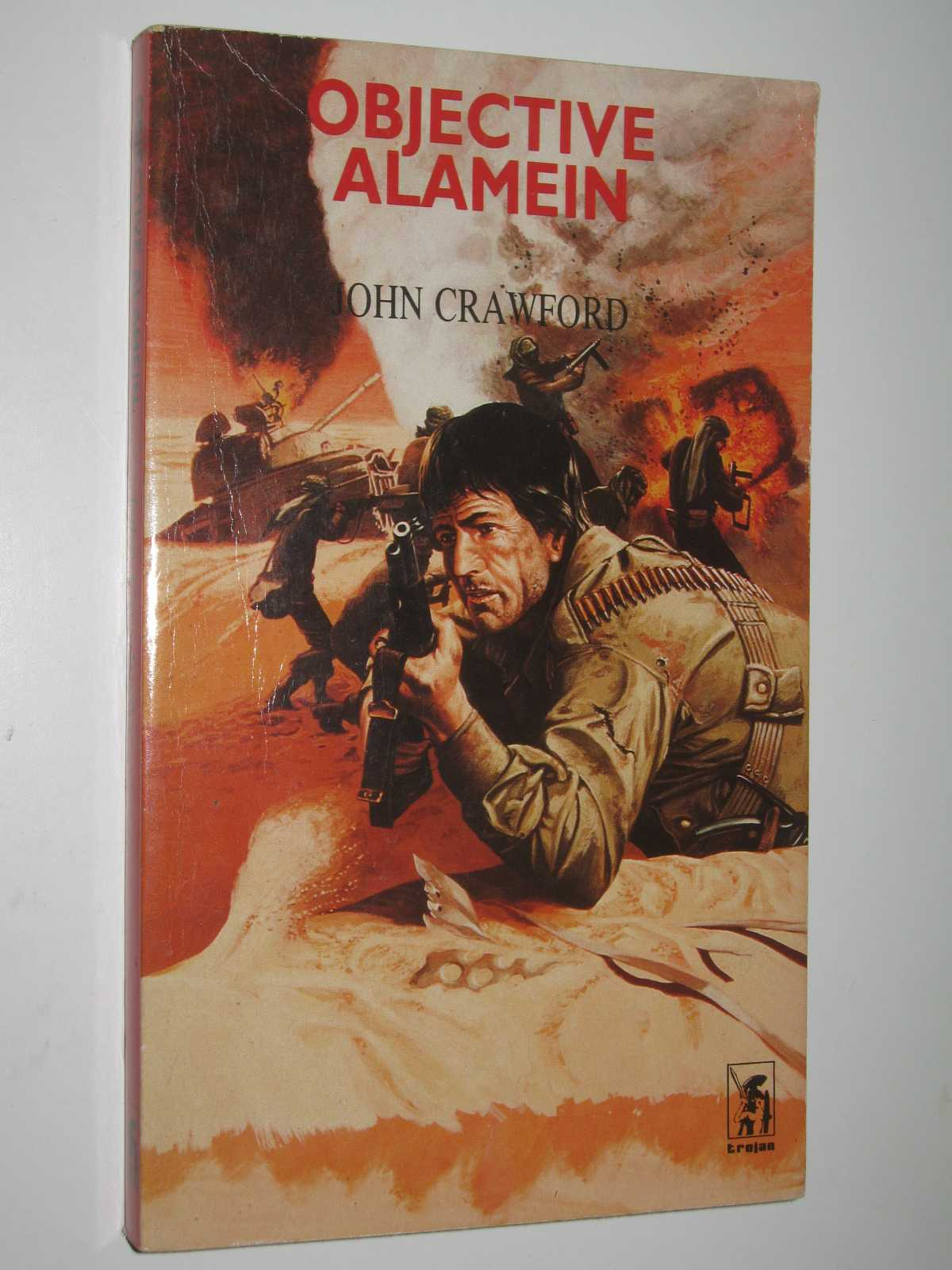 Objective Alamein, Crawford, John