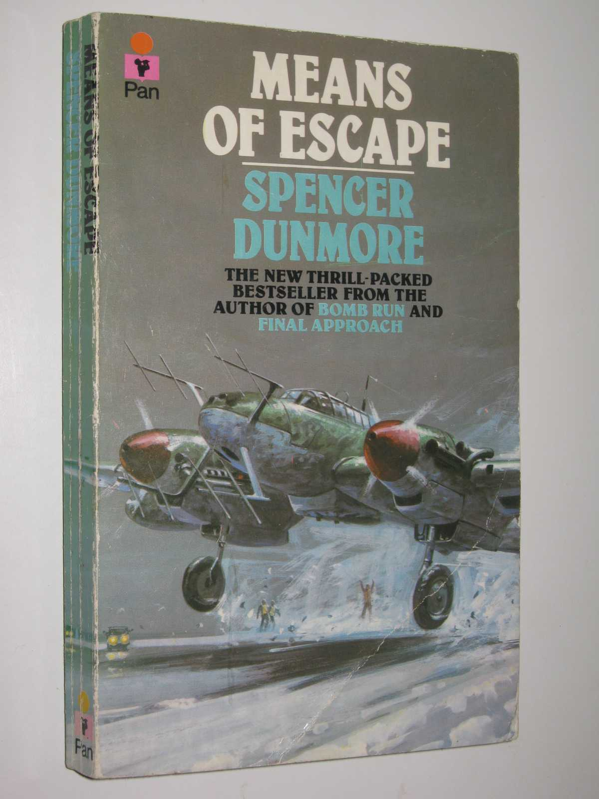 Means of Escape, Dunmore, Spencer