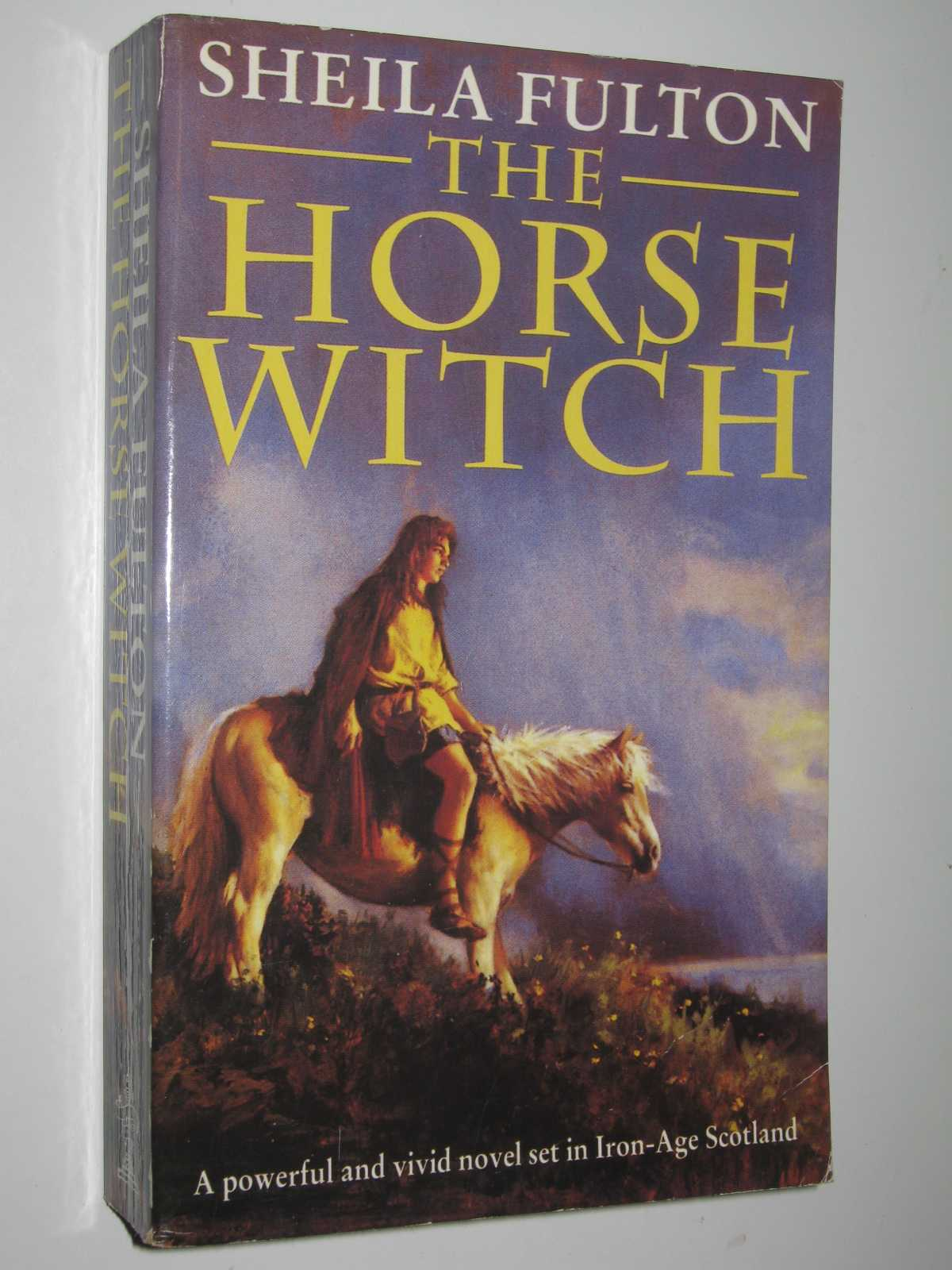 The Horse Witch, Fulton, Sheila