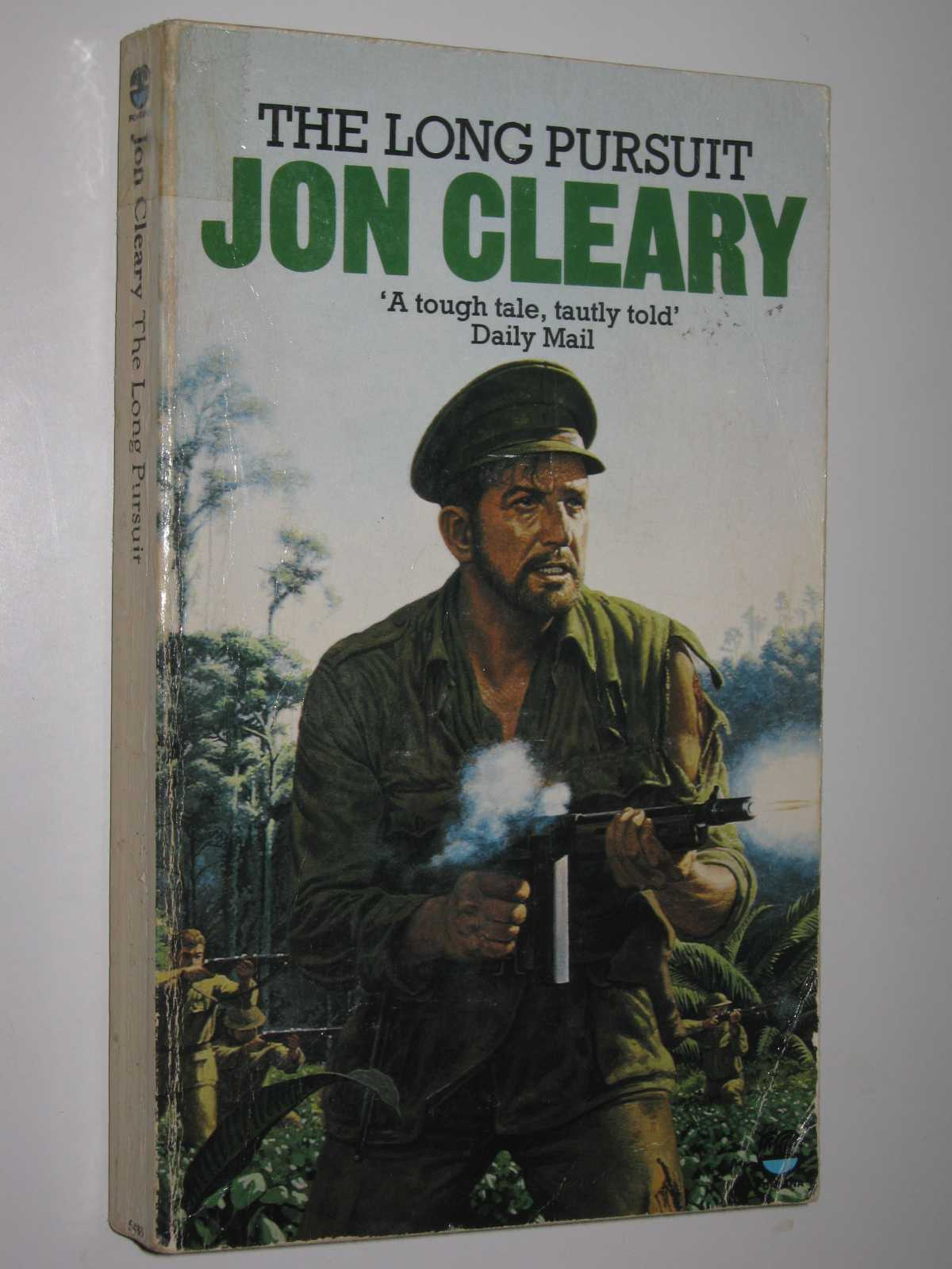 The Long Pursuit, Cleary, Jon