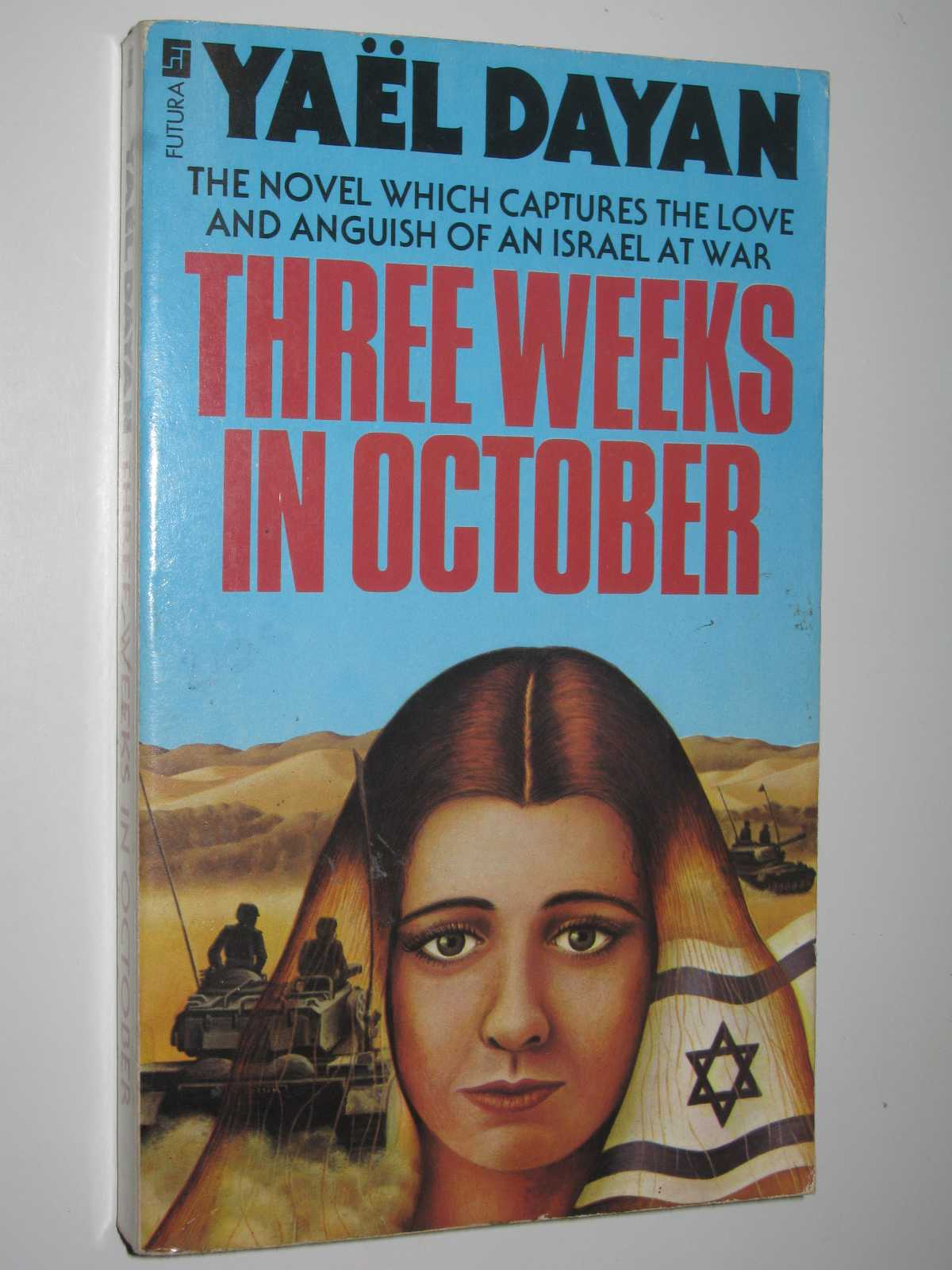 Three Weeks in October, Dayan, Yael