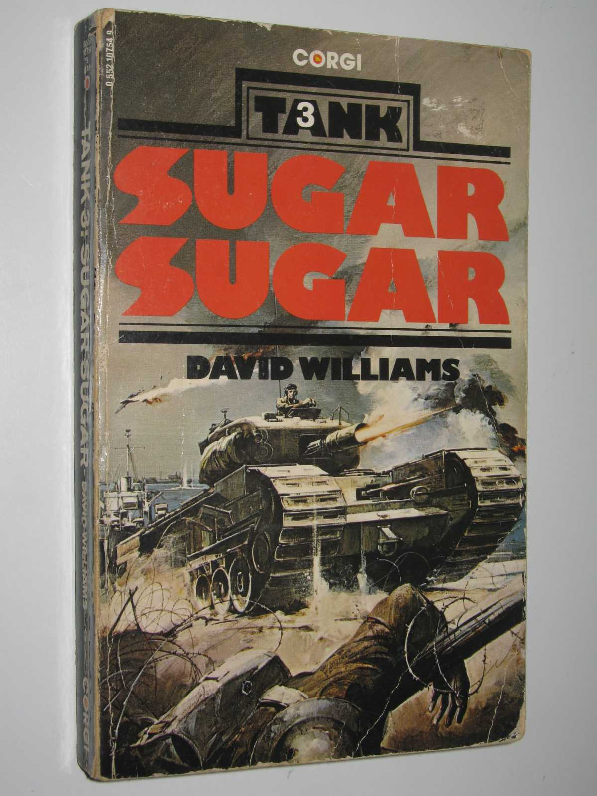 Sugar Sugar - Tank Series #3, Williams, David