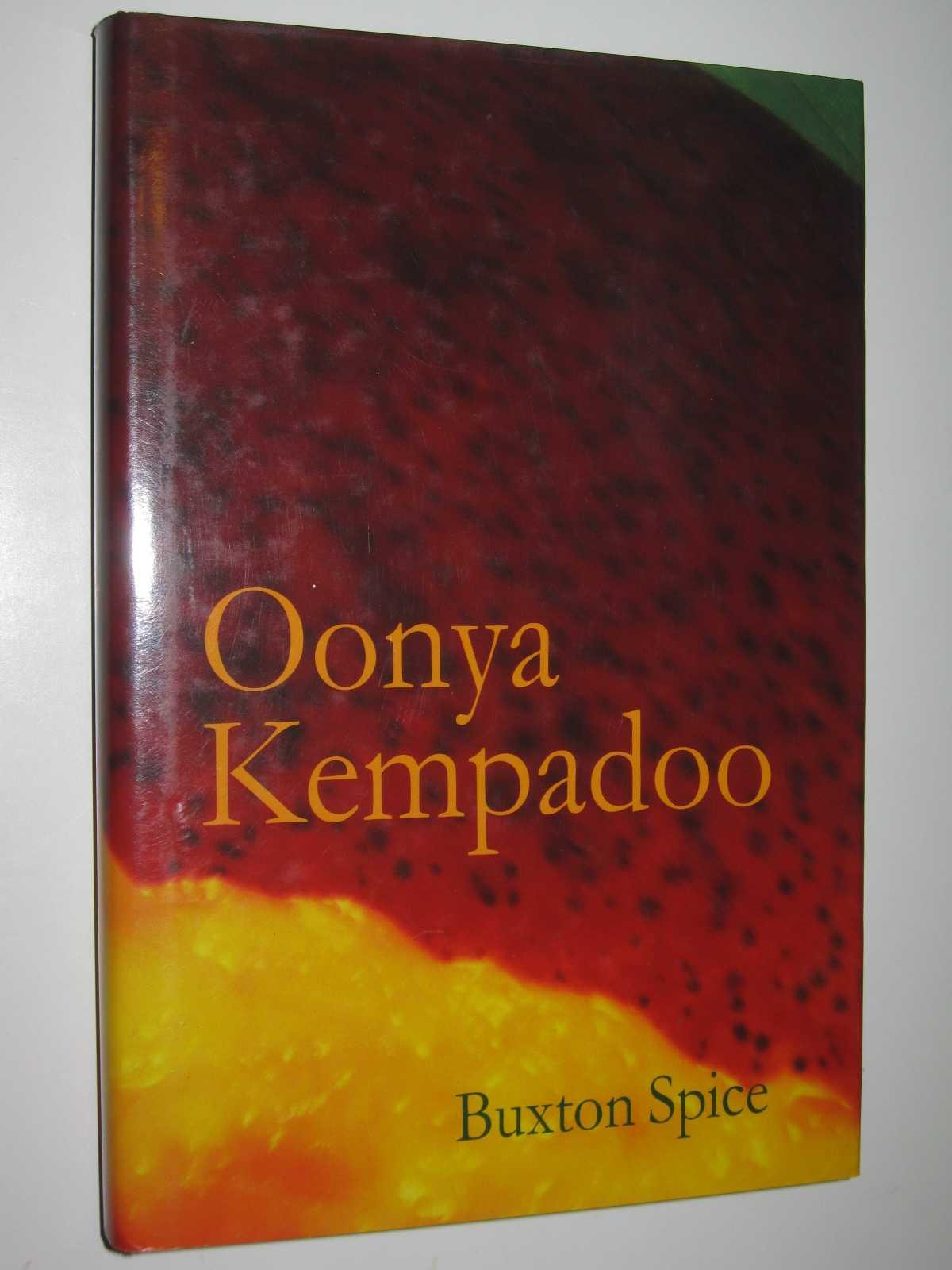 Buxton Spice, Kempadoo, Oonya