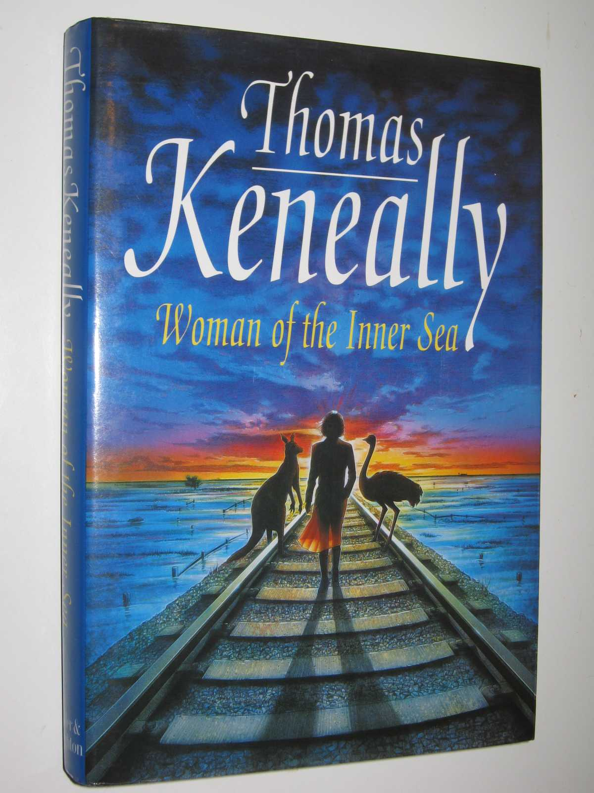 Woman of the Inner Sea, Keneally, Thomas