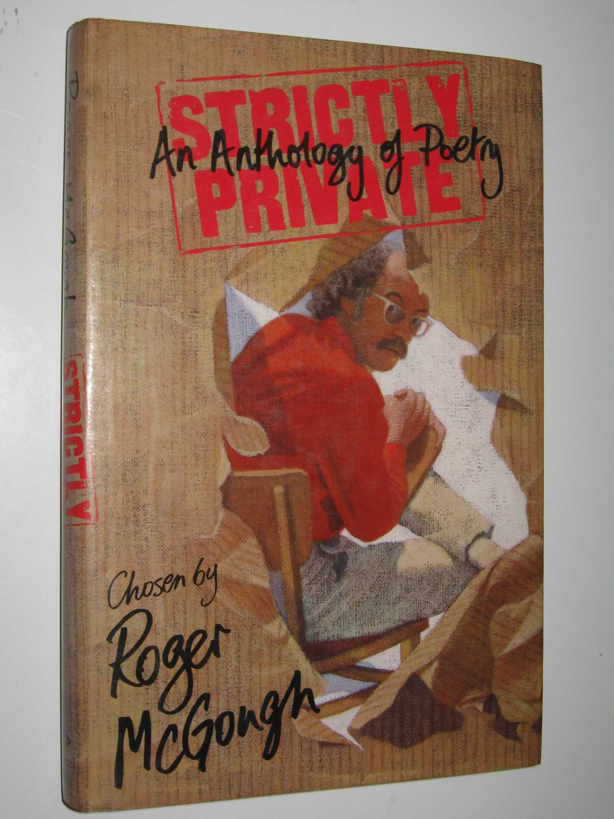 Strictly Private - An Anthology Of Poetry, McGongh, Roger (Chosen By)