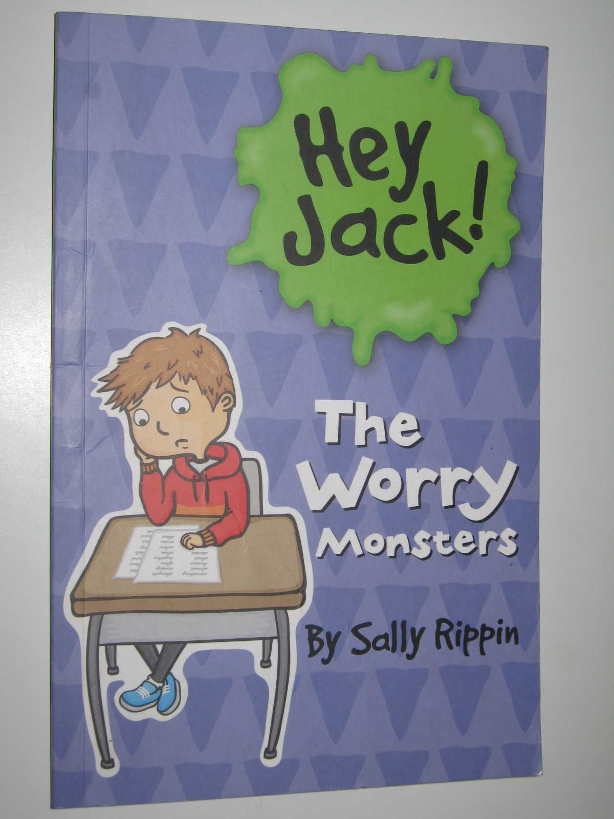 The Worry Monsters, Rippin, Sally