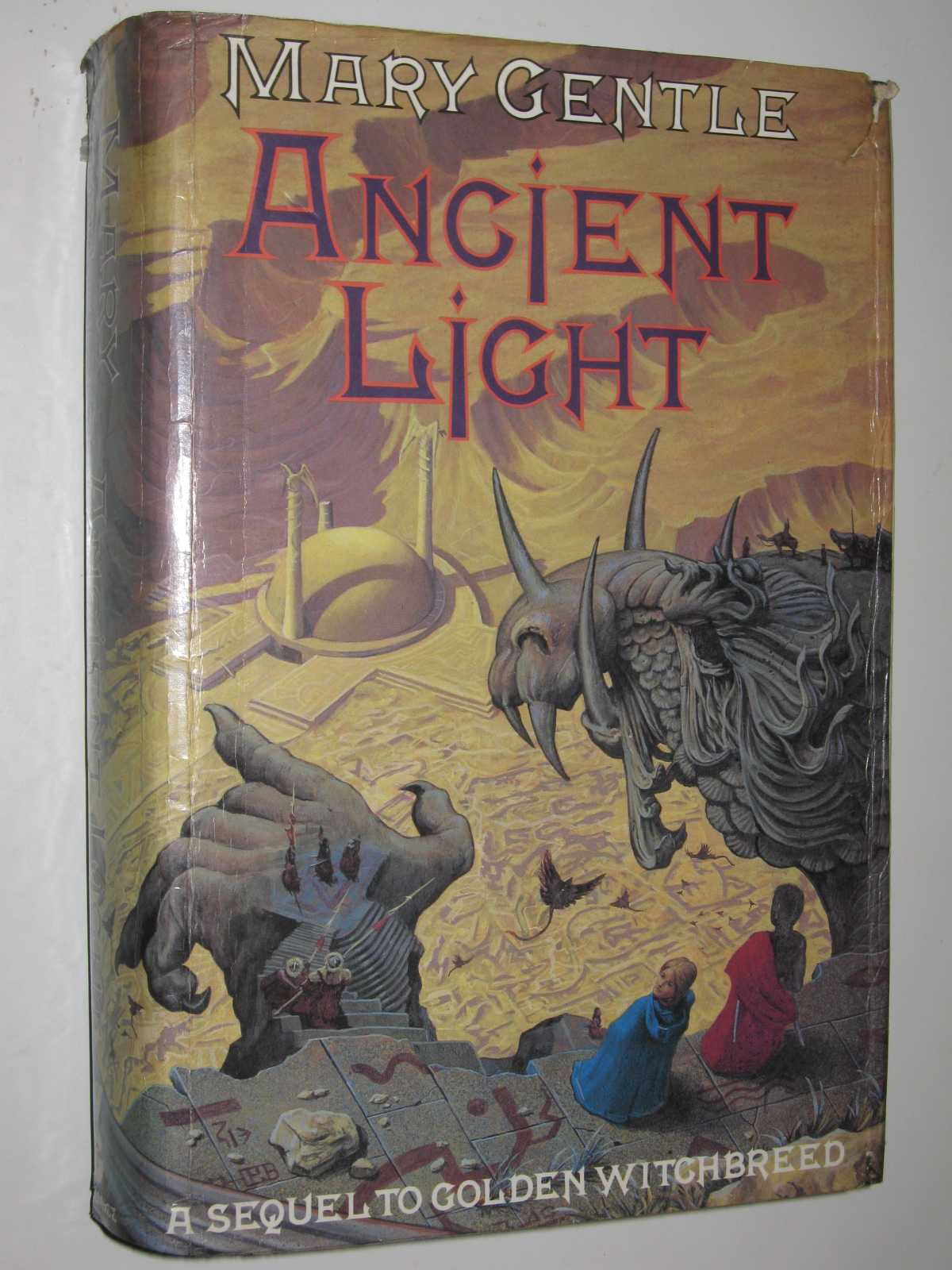 Ancient Light : A Sequel To Golden Witchbreed., Gentle, Mary