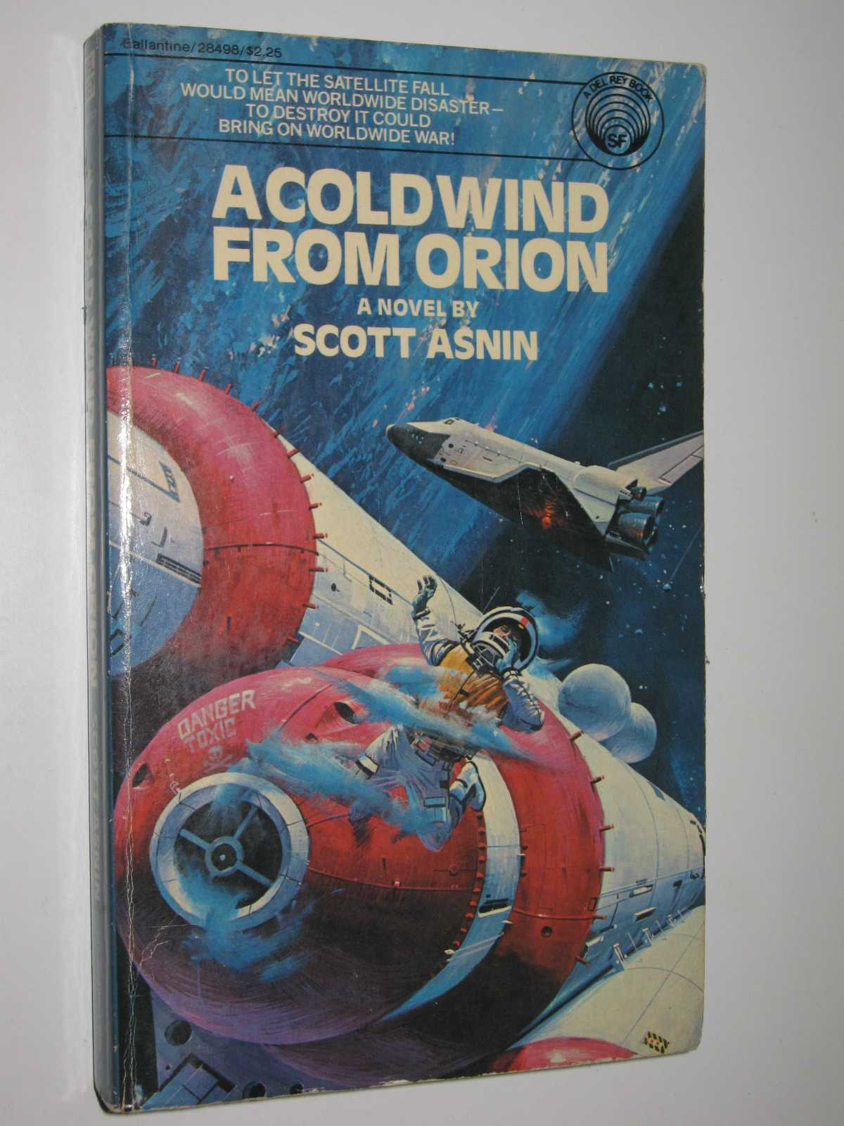 A Cold Wind from Orion, Asnin, Scott