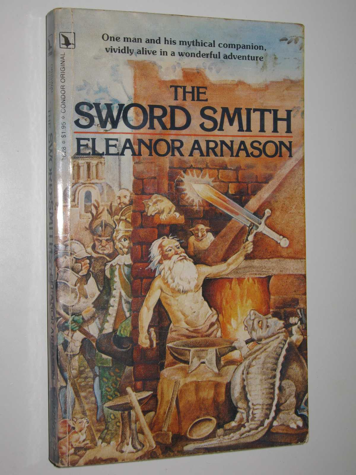 The Sword Smith, Arnasan, Eleanor