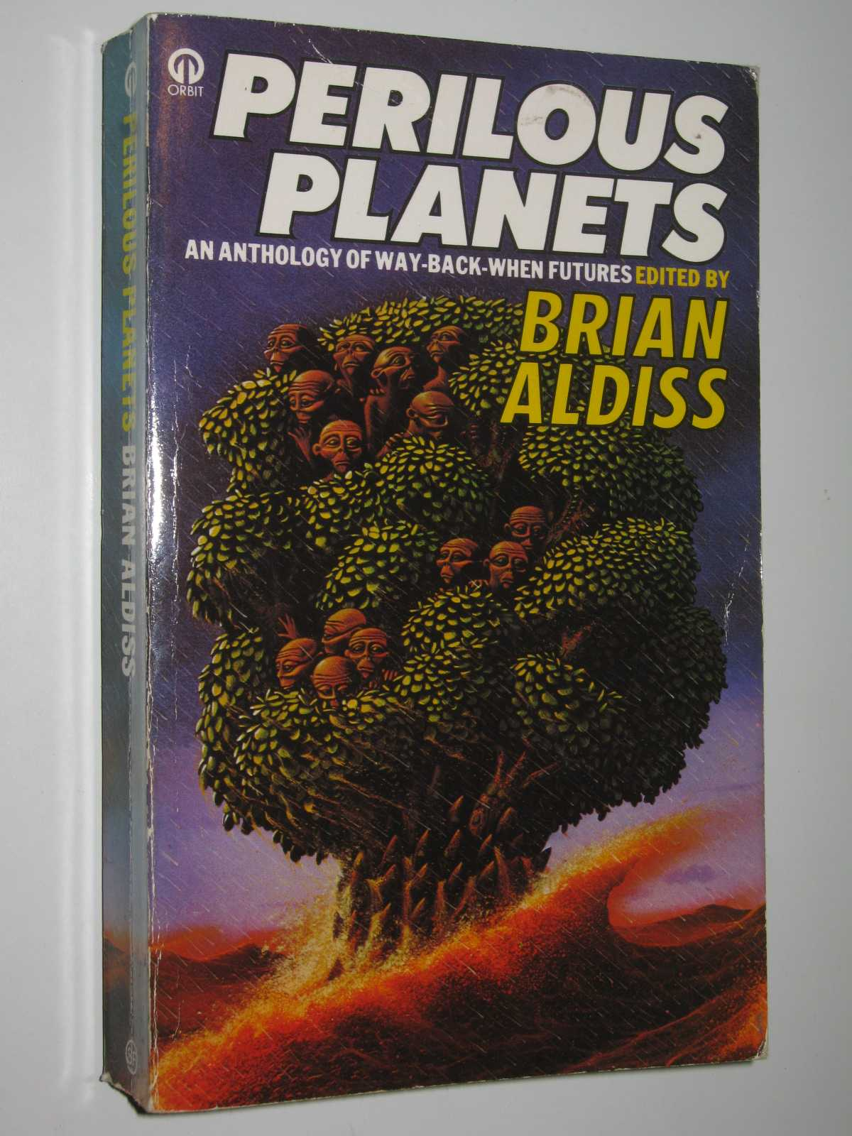 Perilous Planets - An Anthology of Way-Back-When Futures, Aldiss, Brian W.
