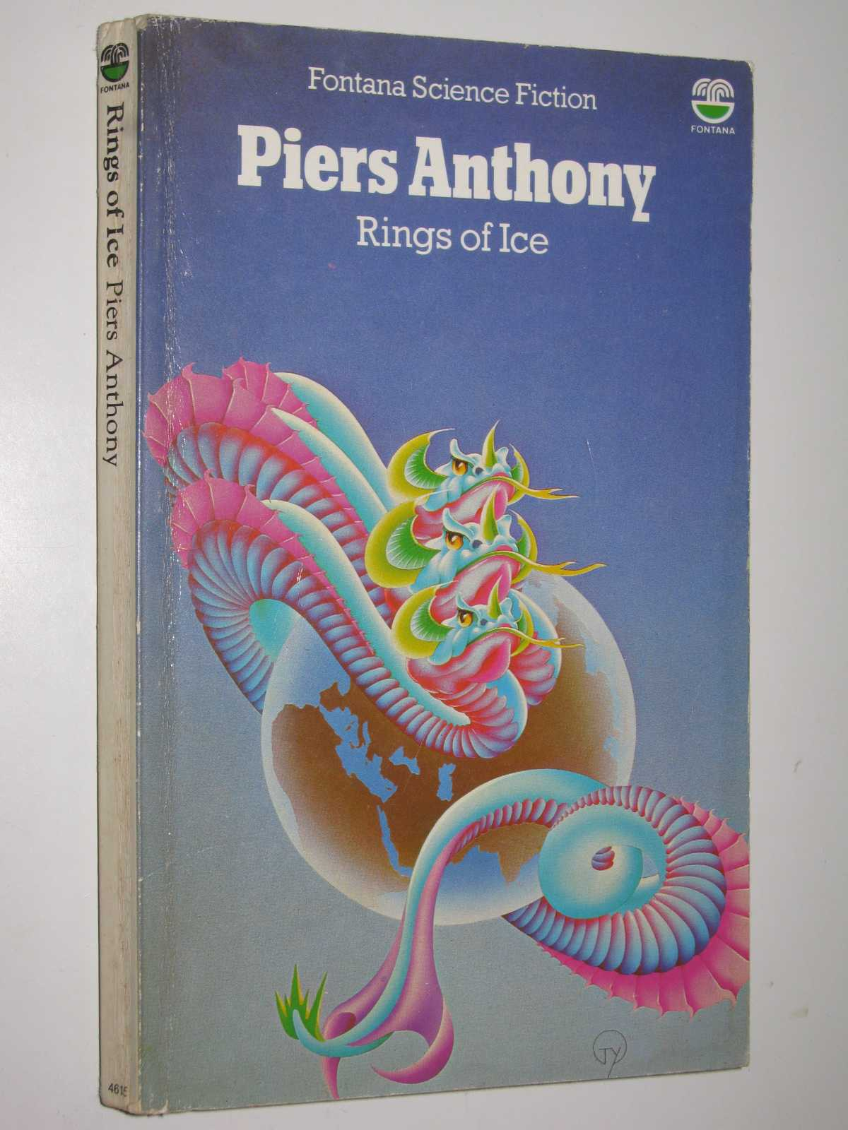 Rings of Ice, Anthony, Piers