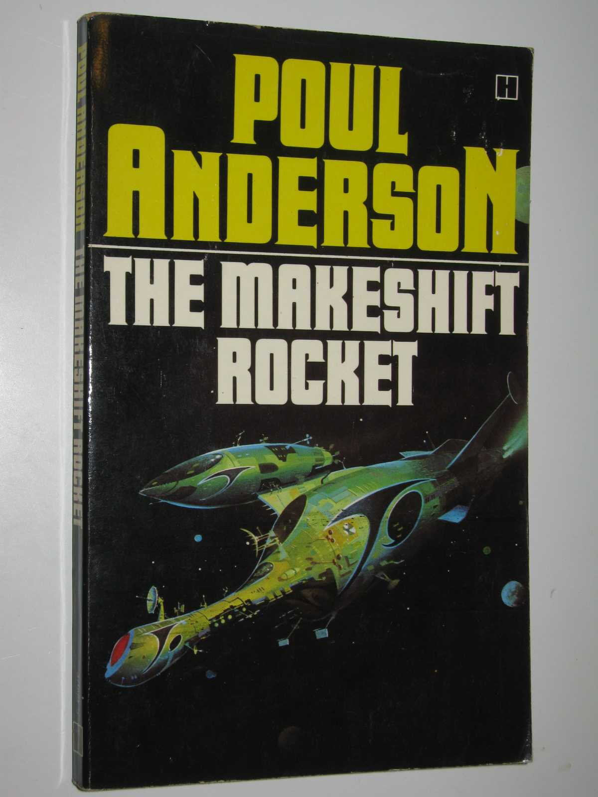 The Makeshift Rocket, Anderson, Poul