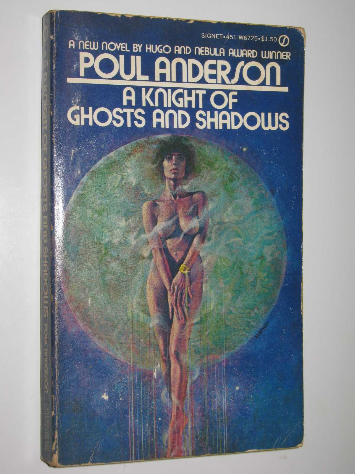 A Knight of Ghosts and Shadows, Anderson, Poul