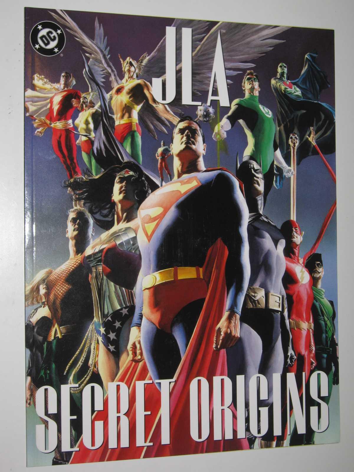 JLA: Secret Origins, Dini, Paul