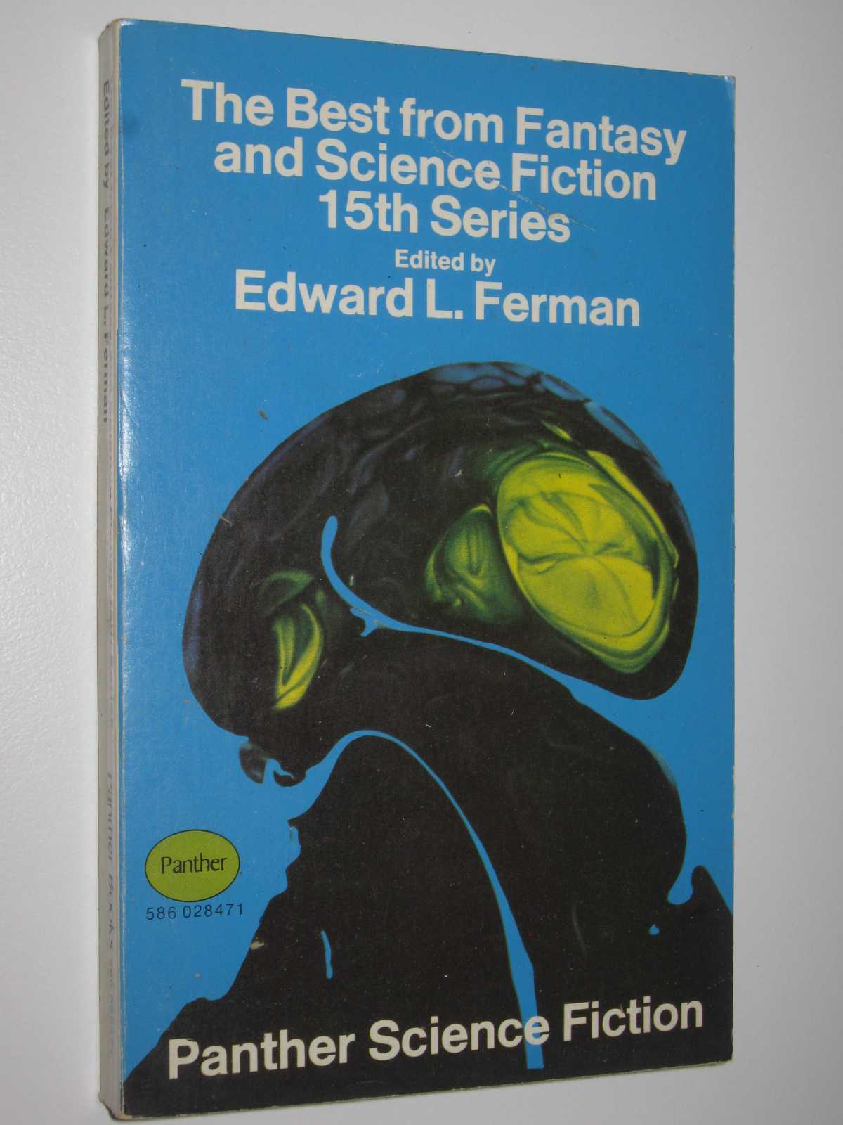 The Best from Fantasy and Science Fiction Number 15, Ferman, Edward L. (edited)
