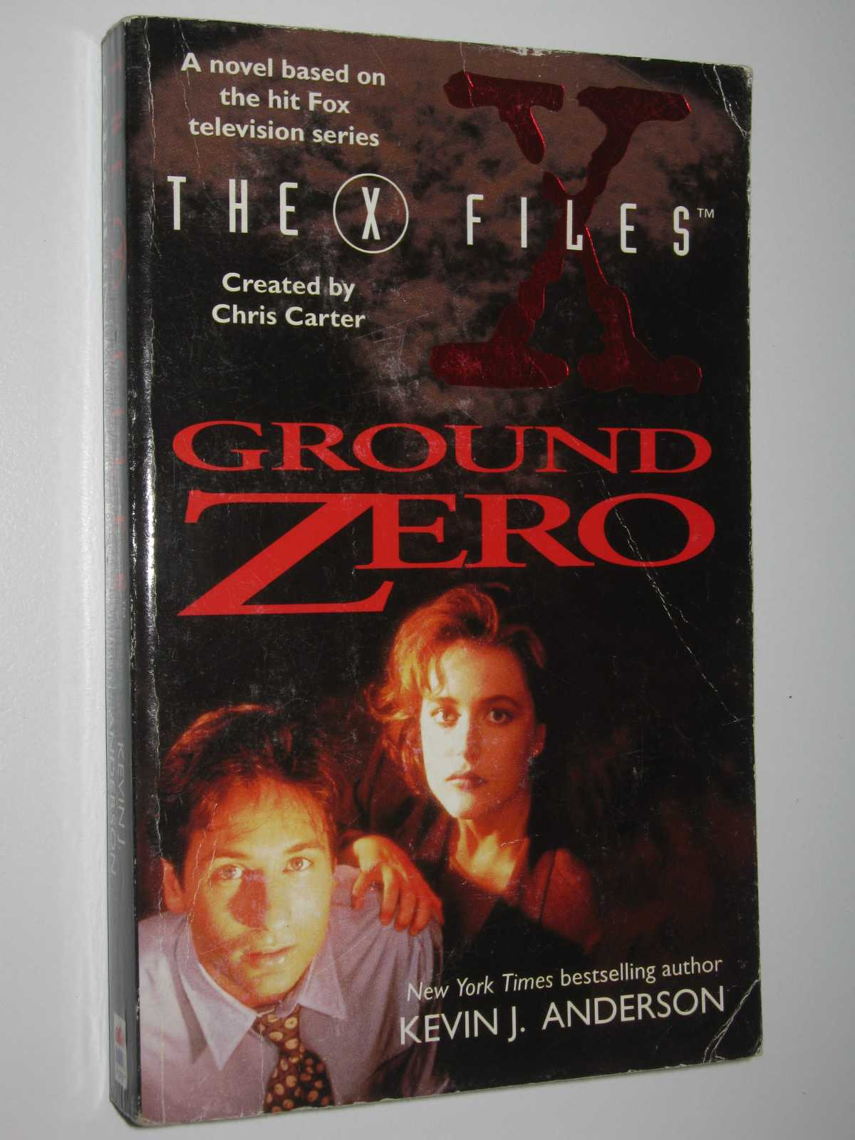 Ground Zero - The X-Files Series, Anderson, Kevin J.