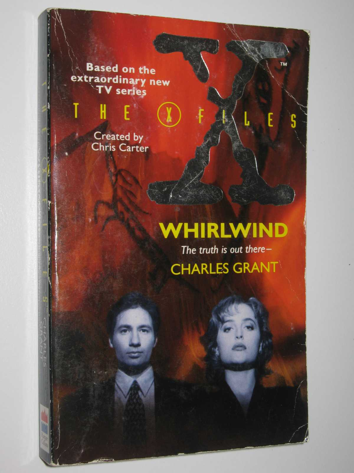Whirlwind - The X-Files Series, Grant, Charles