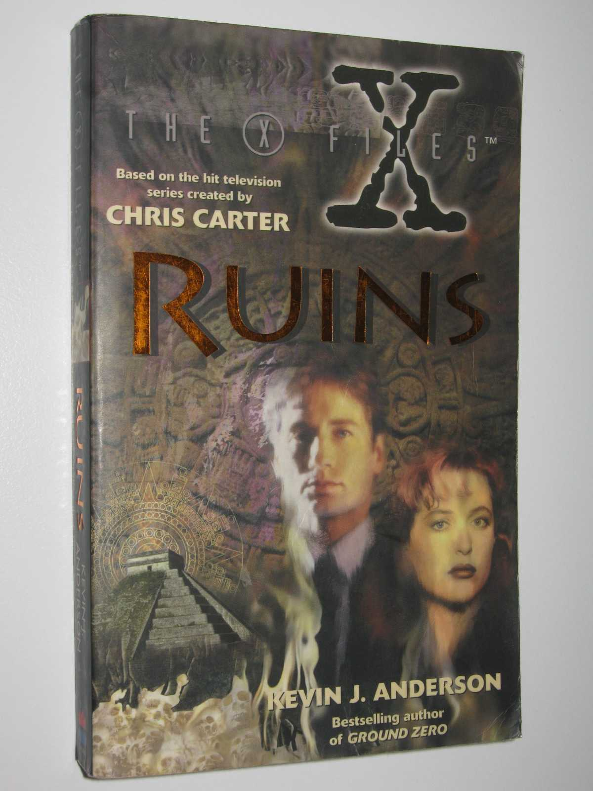 Ruins - The X-Files Series, Anderson, Kevin J. & Carter, Chris