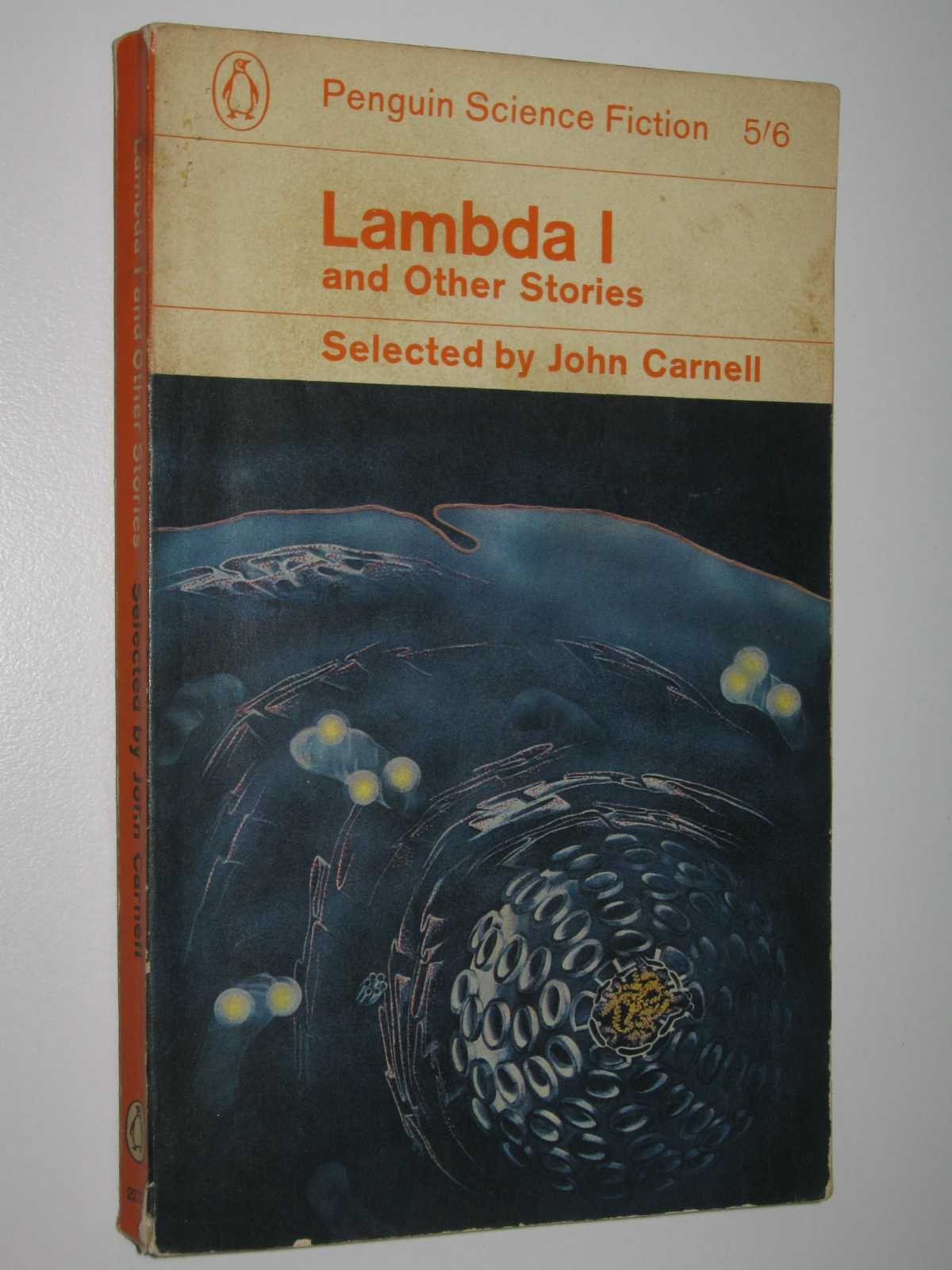 Lambda 1 and Other Stories, Carnell, John (edited