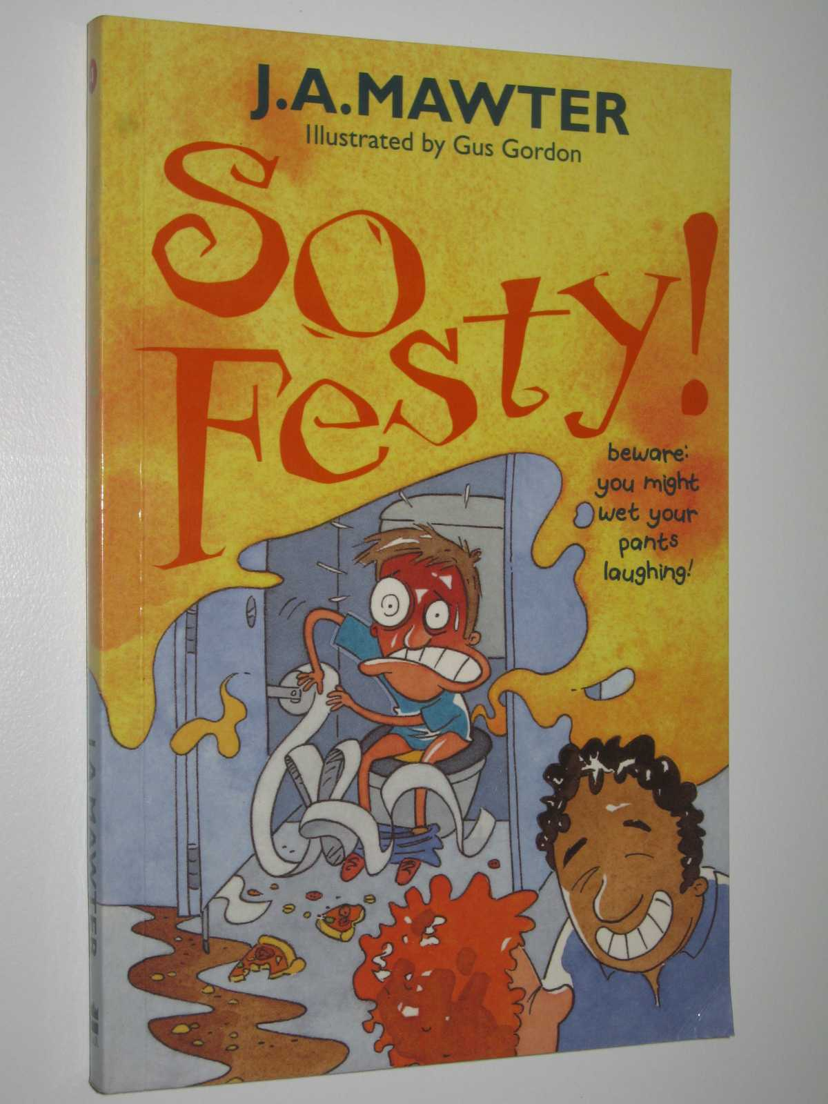 So Festy!, Mawter, J & Gordon, Gus