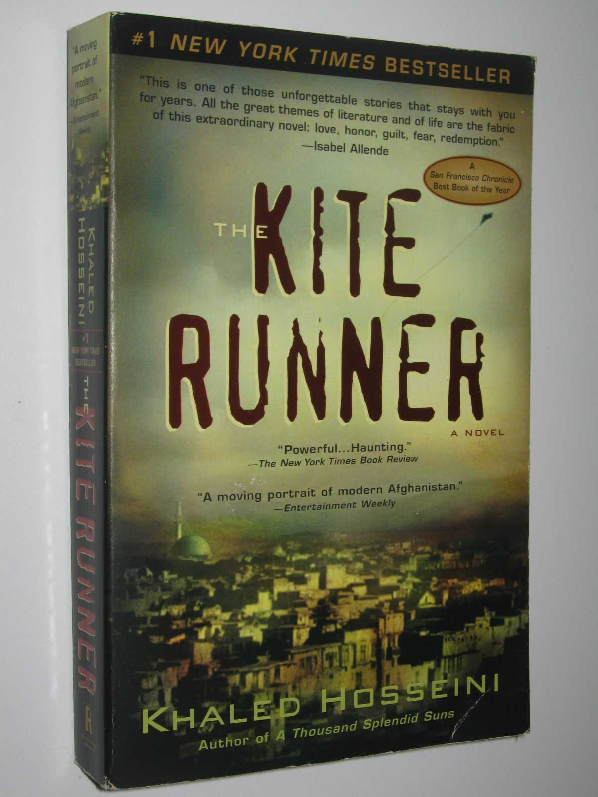 the kite runner by khaled hosseini The kite runner is a novel by the author khaled hosseini published in 2003 by riverhead books, it is hosseini's first novel, and was adapted into a film of.
