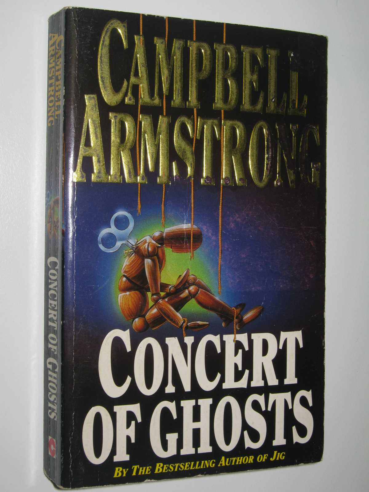 Concert of ghosts, Armstrong, Campbell