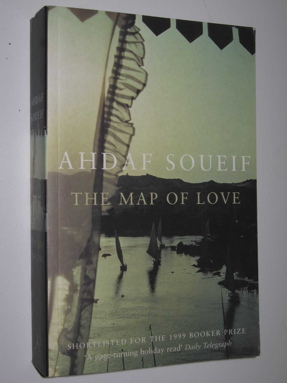 The Map of Love, Soueif, Ahdaf