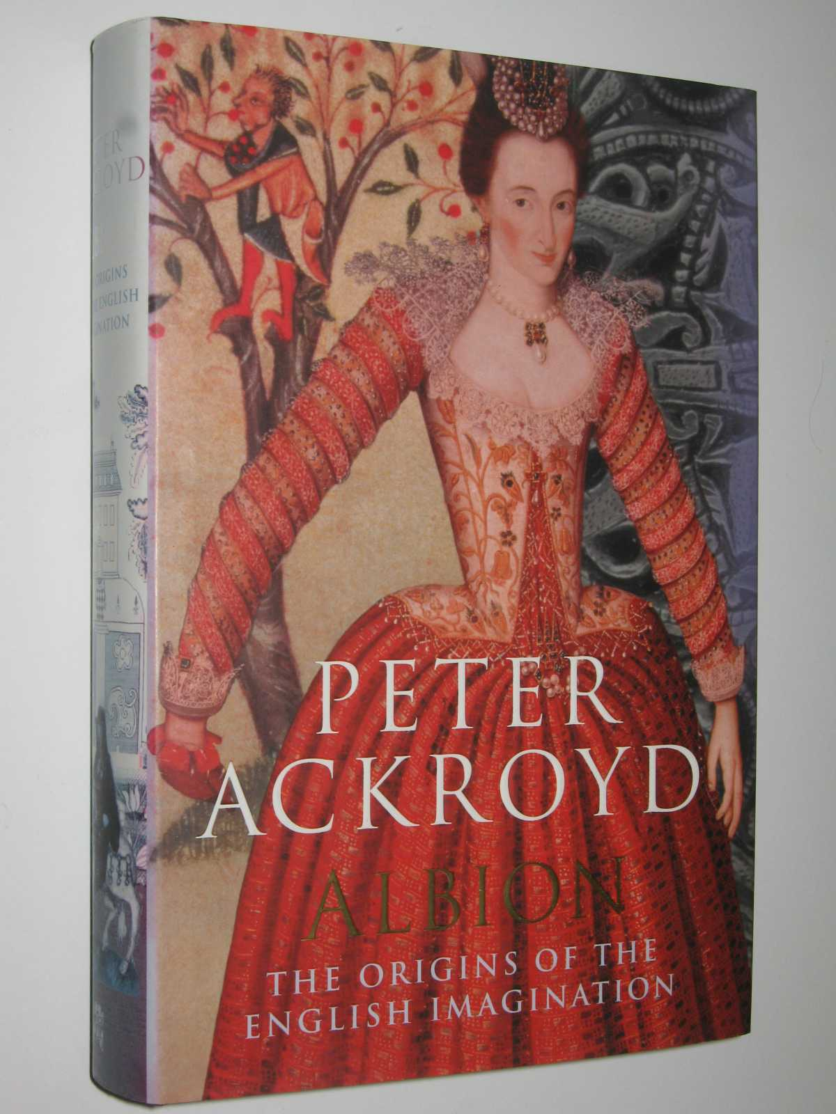 Albion : The Origins of the English Imagination, Ackroyd, Peter