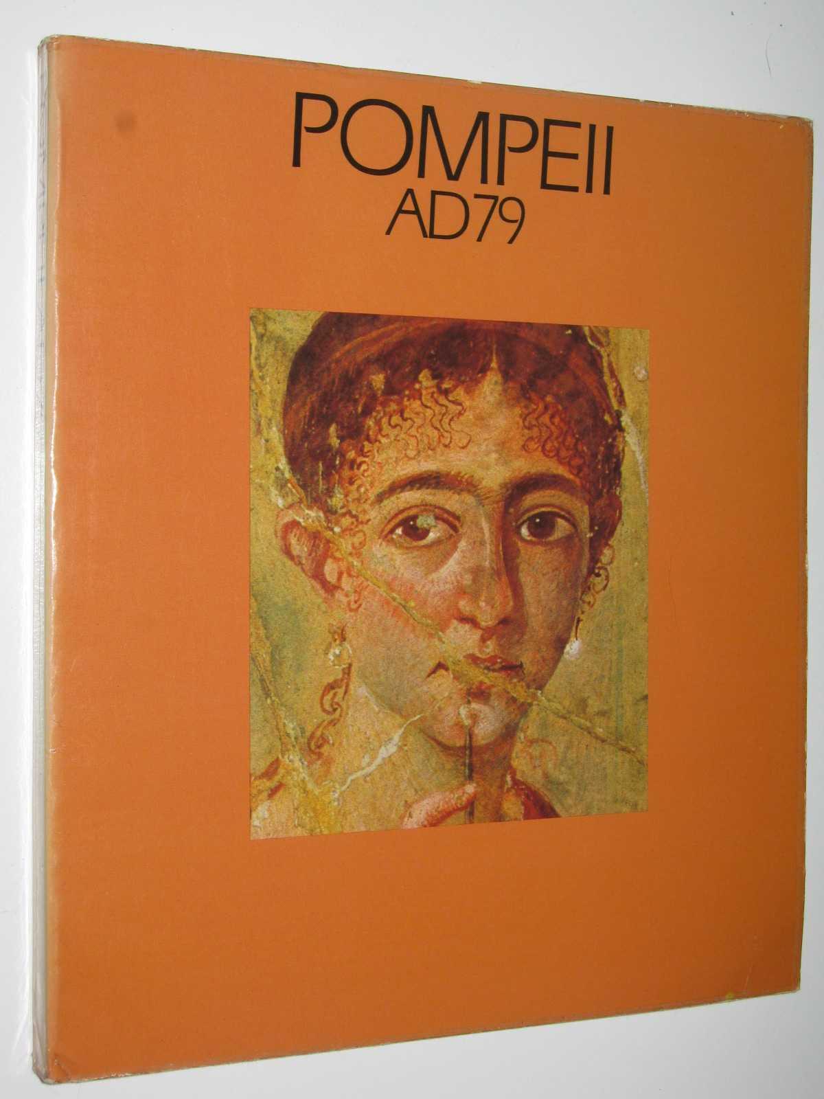 Pompeii AD79, Ward-Perkins, John & Claridge, Amanda