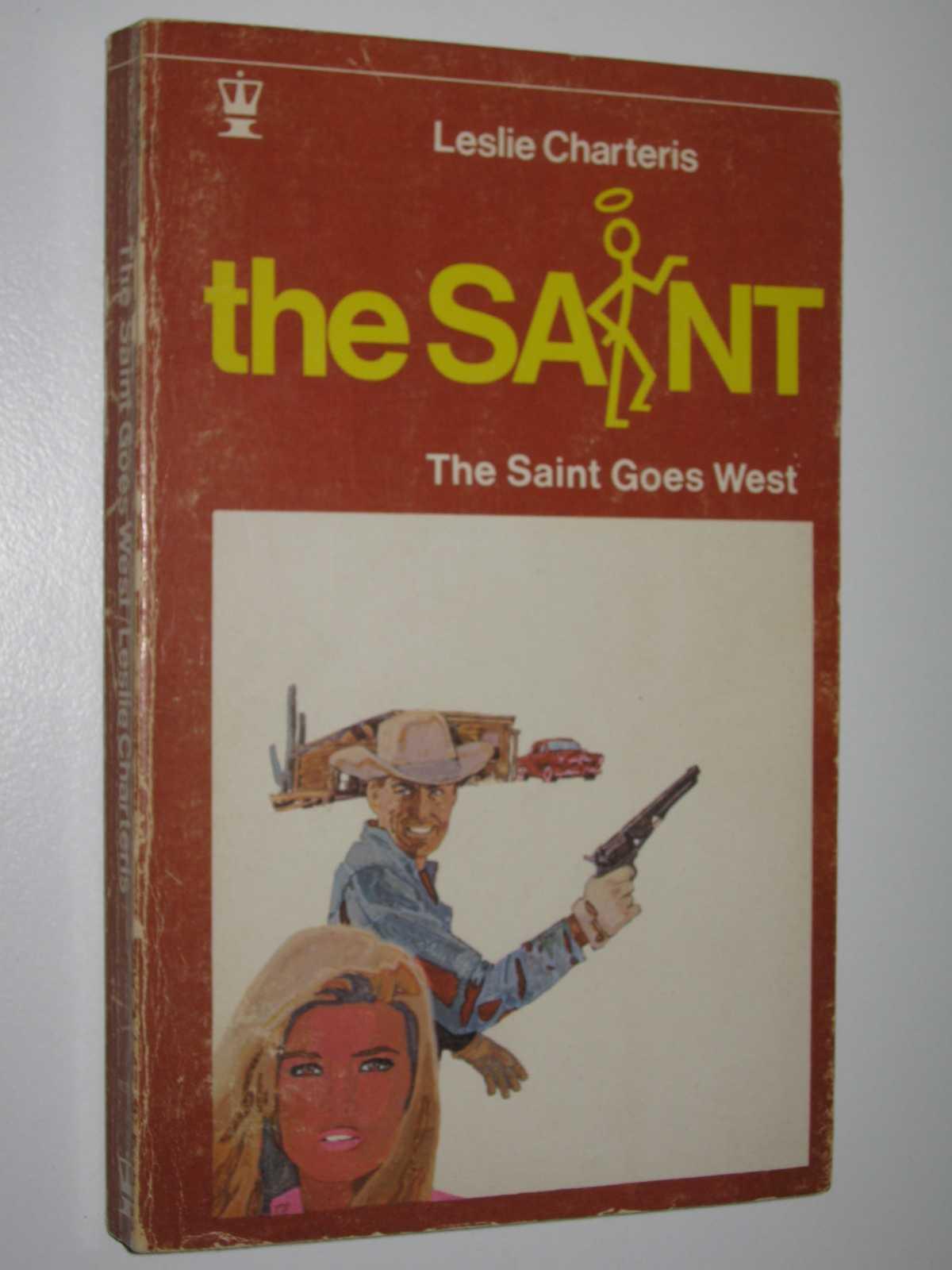 The Saint Goes West, Charteris, Leslie