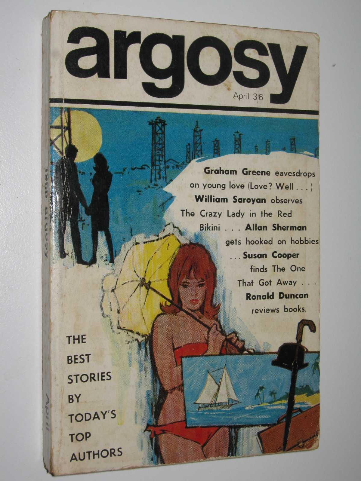 Argosy April 1966, Various
