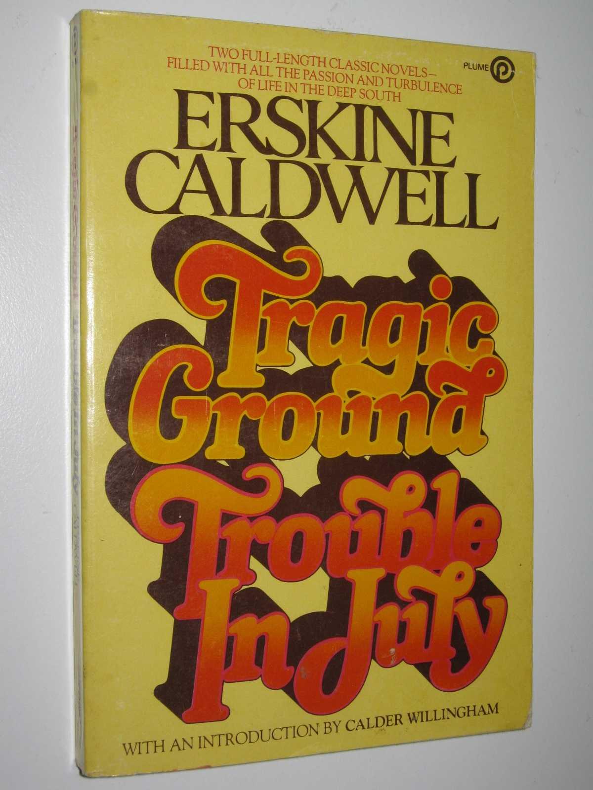 Tragic Ground + Trouble in July, Caldwell, Erskine