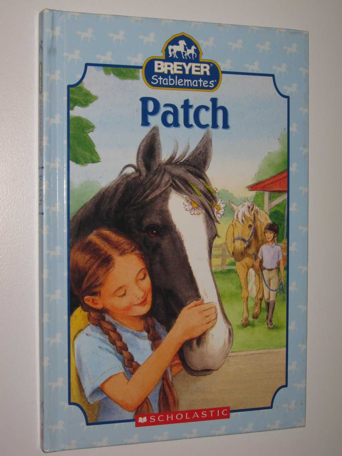 Patch - Breyer Stablemates Series, Earhart, Kristin