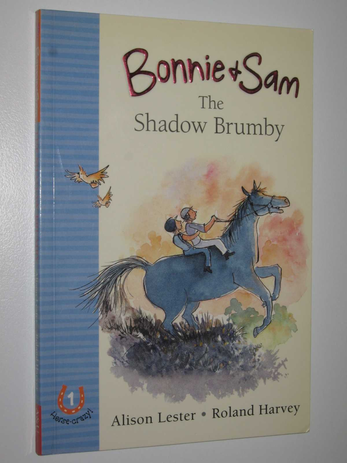 The Shadow Brumby - Bonnie and Sam #1, Lester, Alison