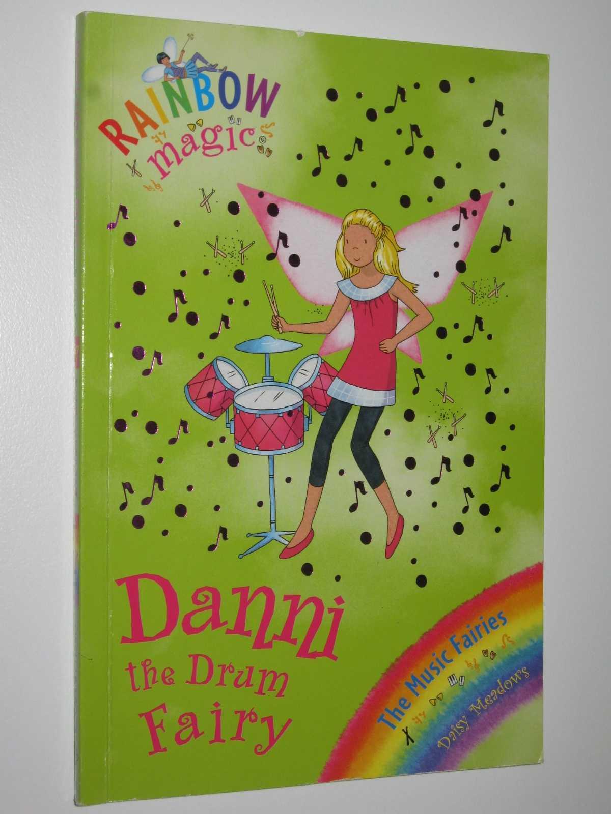 Danni the Drum Fairy - Rainbow Magic #67, Meadows, Daisy