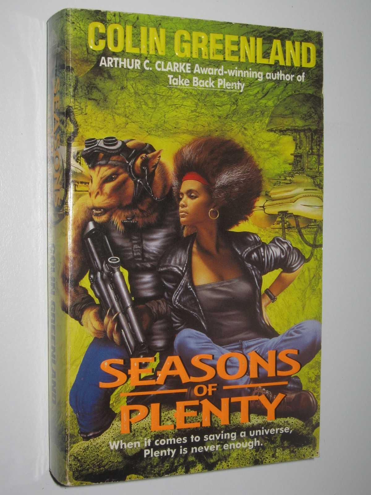 Seasons of Plenty, Greenland, Colin