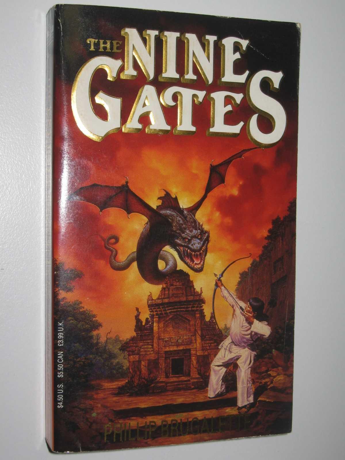 The Nine Gates, Brugalette, Phillip