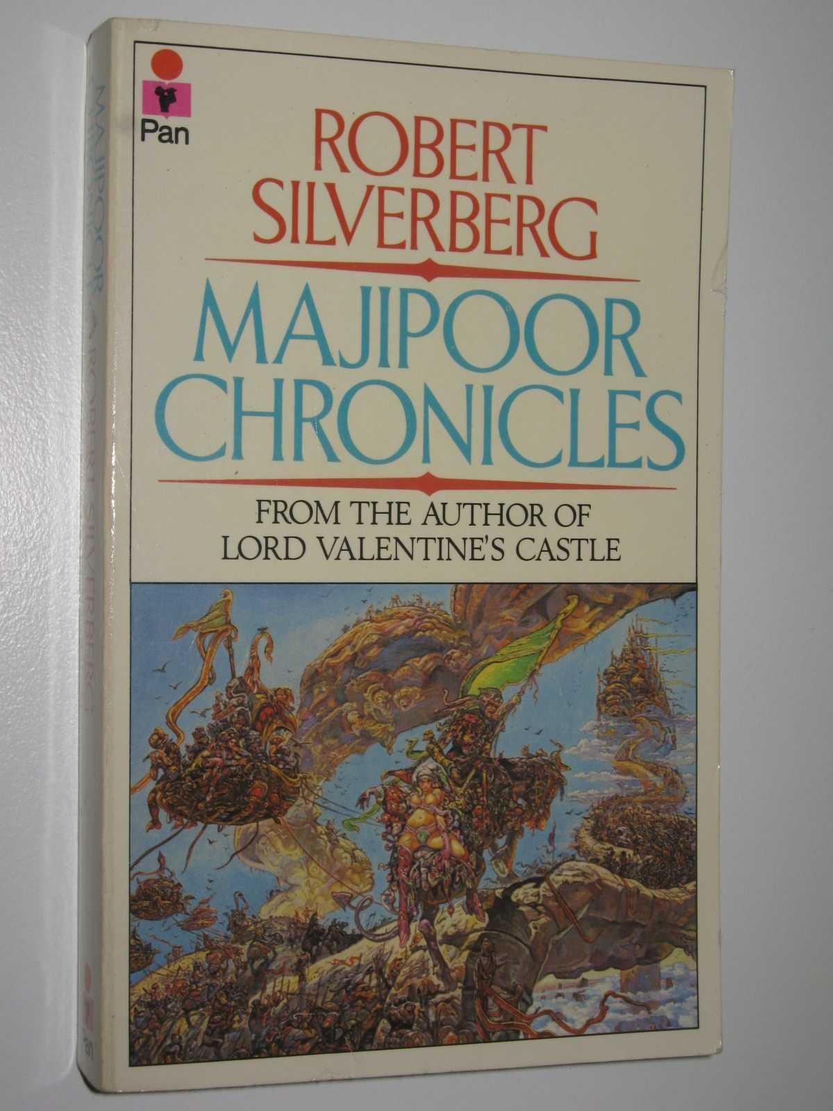 Majipoor Chronicles, Silverberg, Robert