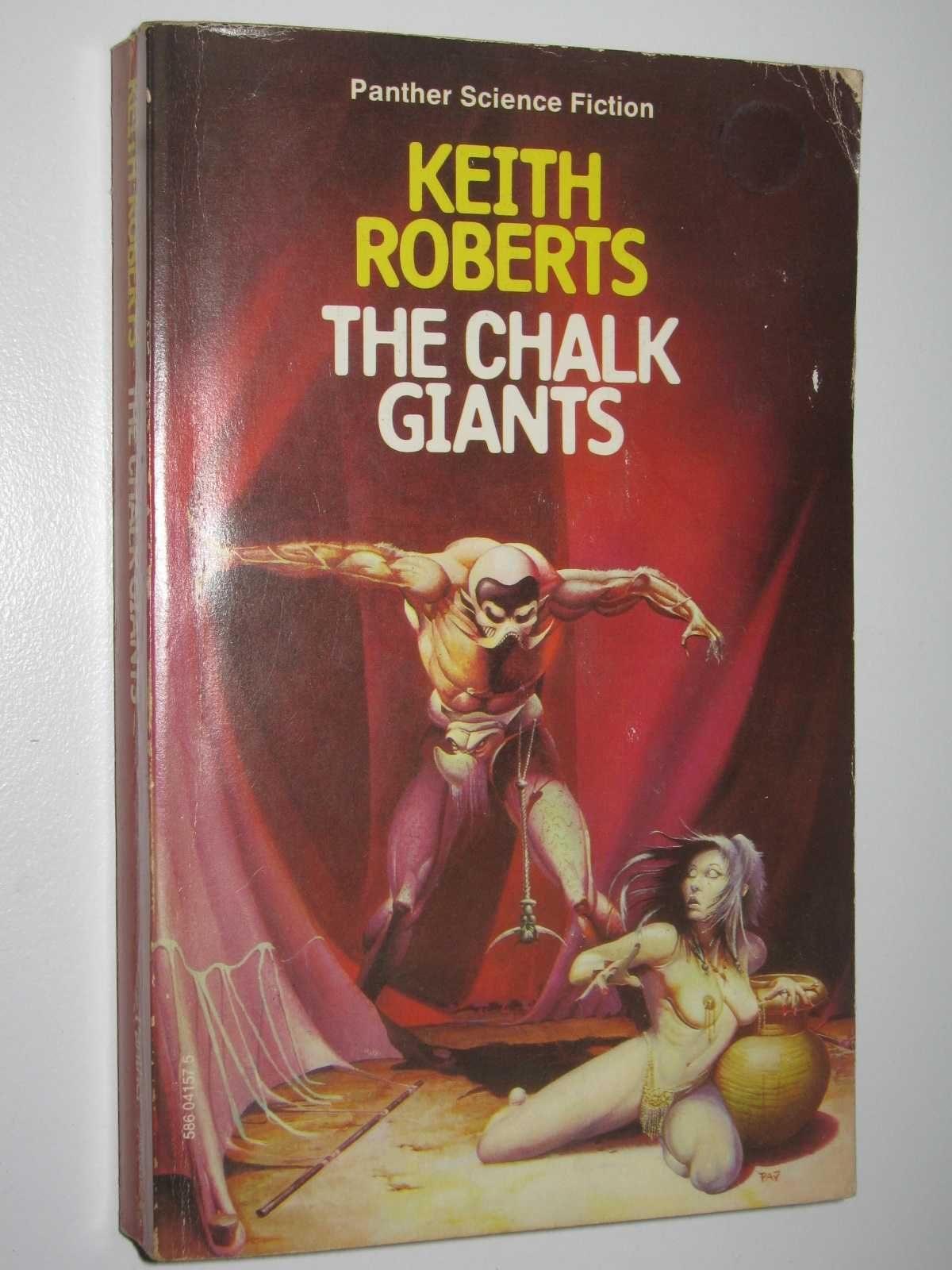 The Chalk Giants, Roberts, Keith