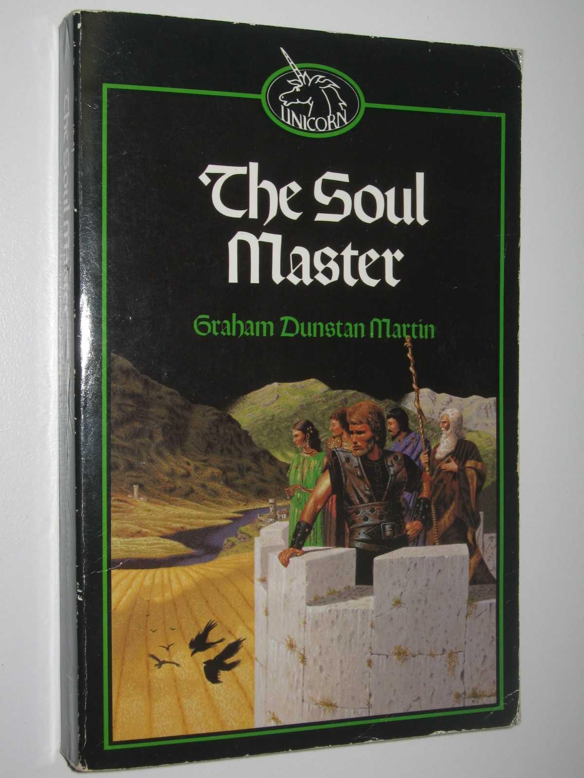 The Soul Master, Martin, Graham Dunstan