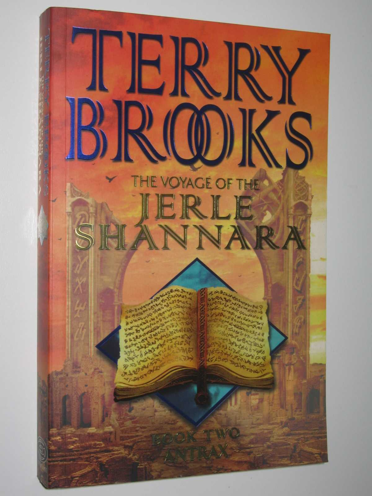 Antrax - The Voyage of the Jerle Shannara #2, Brooks, Terry
