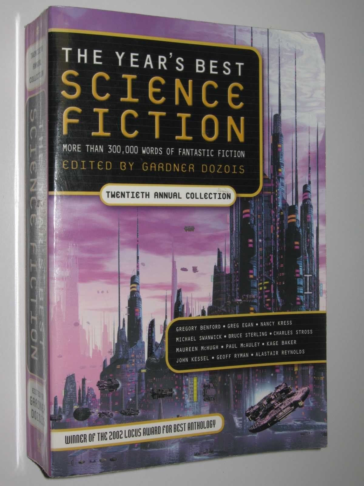 The Year's Best Science fiction, Dozois, Gardner (edited)