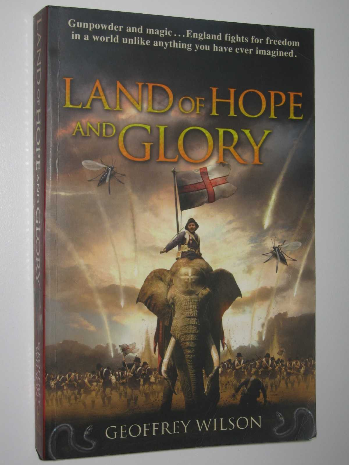 Land of Hope and Glory, Wilson, Geoffrey