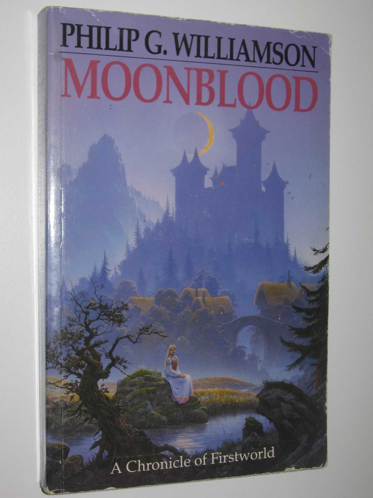 Moonblood - The Firstworld Chronicles #4, Williamson, Philip G.