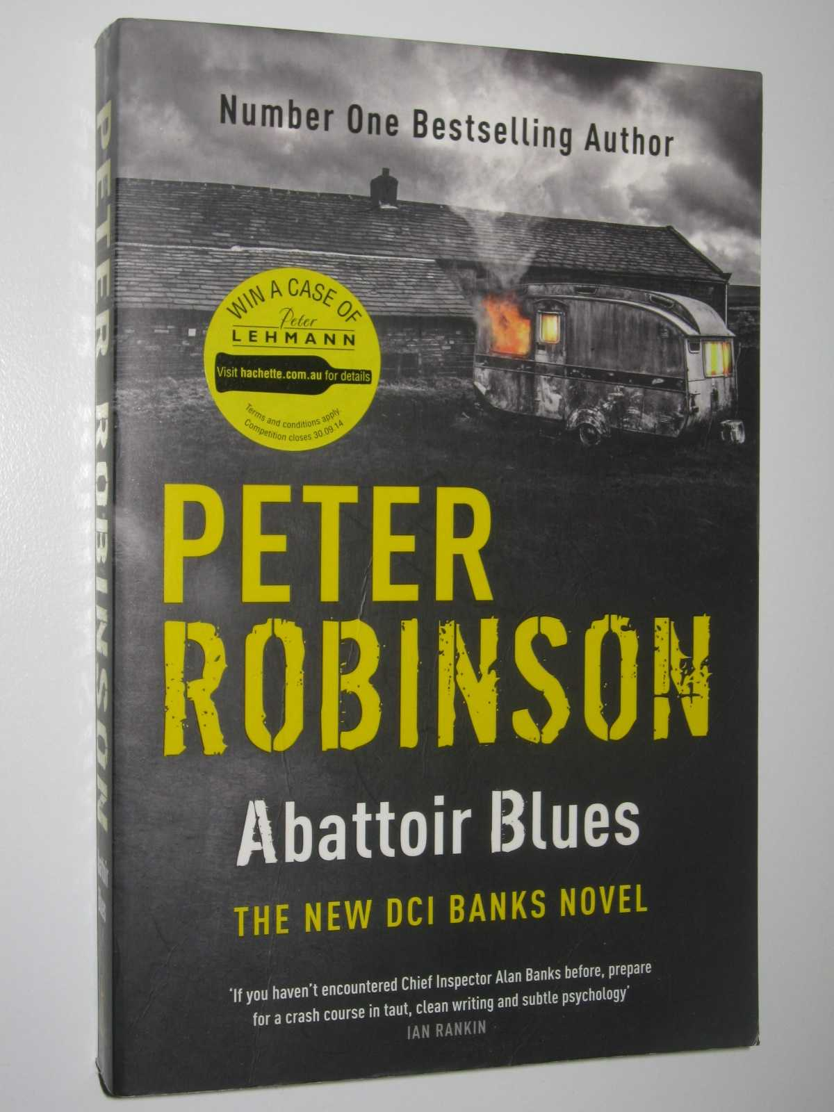 Abattoir Blues - Inspector Banks Series #22, Robinson, Peter
