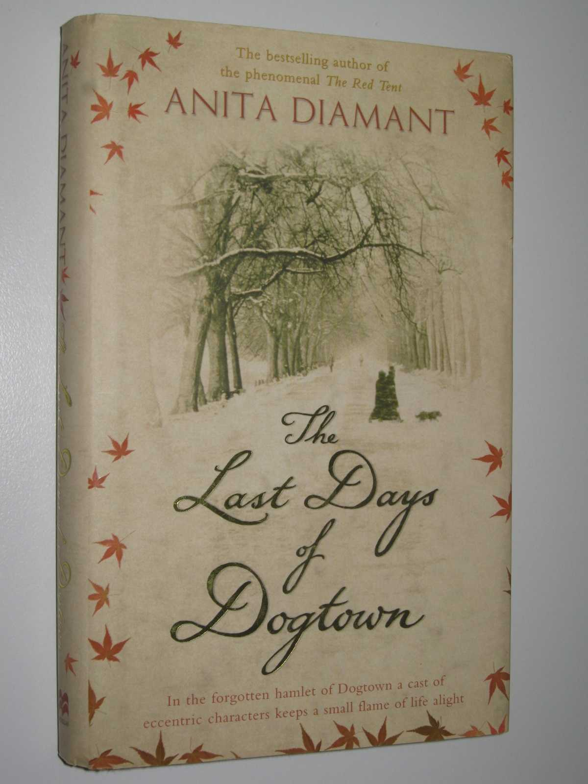 The Last Days of Dogtown, Diamant, Anita
