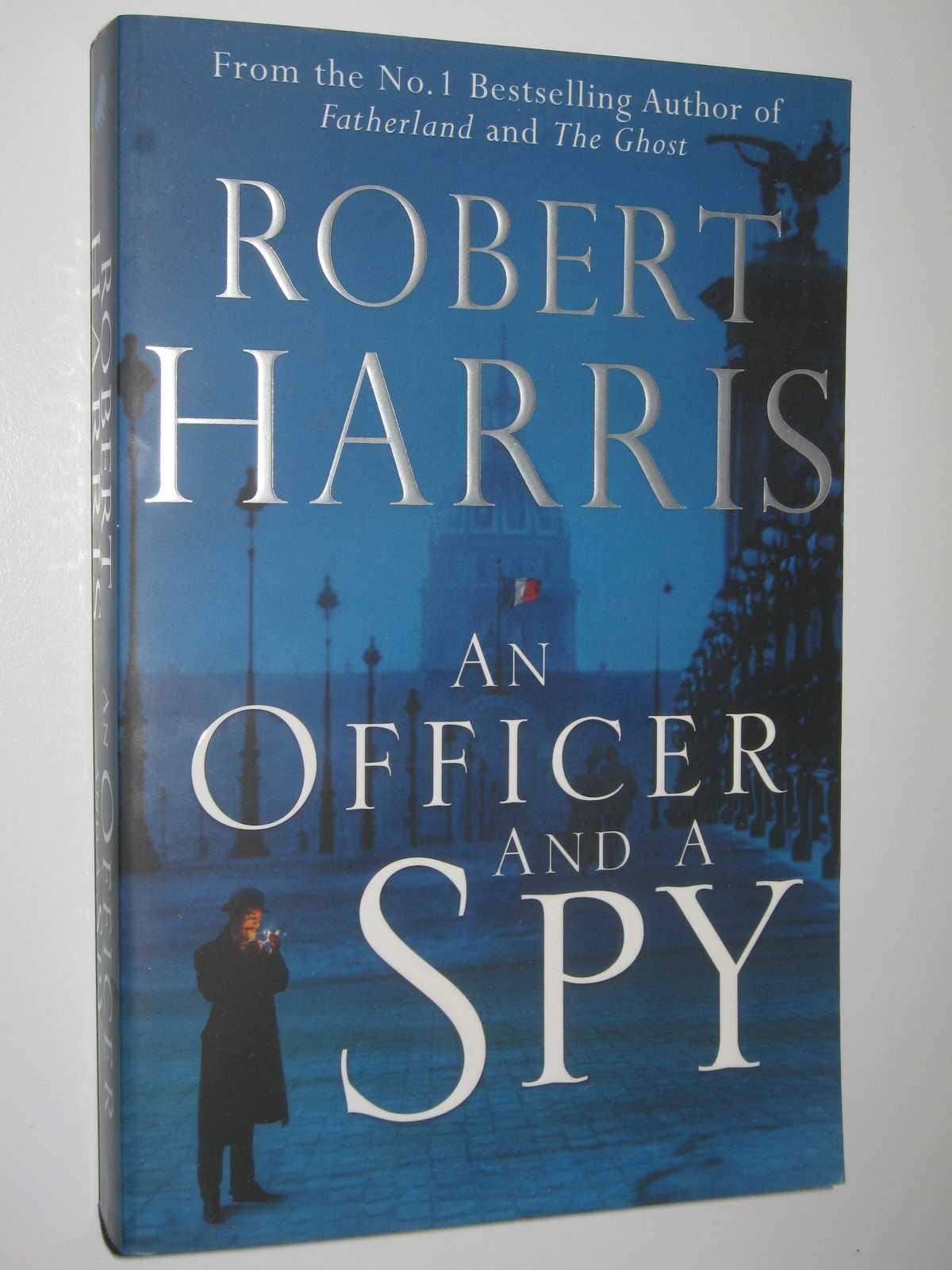 An Officer and a Spy, Harris, Richard